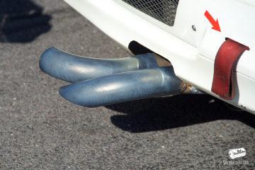 Exhaust Madness, Hankook 24H Silverstone, 2016 (1)