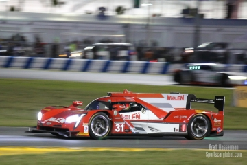 No 31 Whelen Engineering Racing Cadillac DPi, Rolex 24, Daytona 2017