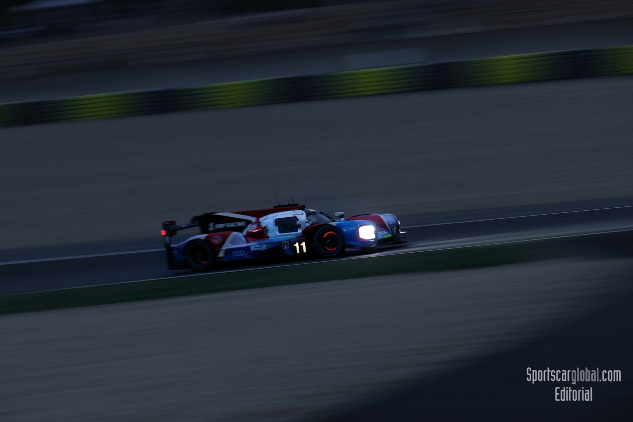No 11 SMP RACING ENGINEERING BR1 AER Vitaly PETROV Mikhail ALESHIN Jenson BUTTON, Baylis and Harding, FIA WEC 24h Le Mans June 2018-1, FIA WEC 24h Le Mans Sunday Daybreak - Circuit de la Sarthe - June 2018
