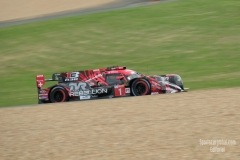 No 1 REBELLION RACING REBELLION R13 Andre LOTTERER Neel JANI Bruno SENNA, FIA WEC 24h Le Mans Race Day - Circuit de la Sarthe - 3rd June 2018
