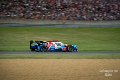 No 11 SMP RACING ENGINEERING BR1 AER Vitaly PETROV Mikhail ALESHIN Jenson BUTTON, FIA WEC 24h Le Mans Race Day - Circuit de la Sarthe - June 2018
