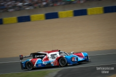 No 17 SMP RACING ENGINEERING BR1 AER Stephane SARRAZIN Egor ORUDZHEV Matevos ISAAKYAN, FIA WEC 24h Le Mans Race Day - Circuit de la Sarthe - June 2018