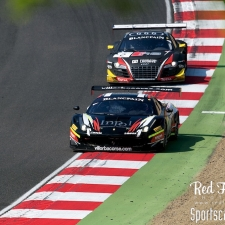 Blancpain GT Series Brands Hatch 2014 by Red Firecracker