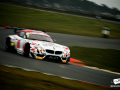 No 7 AMDTuning.com BMW Z4 GT3, British GT Media Day, Snetterton 2016