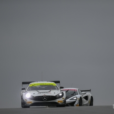 #116 ERC. Mercedes-AMG GT3. Lee Mowle. Yelmer Buuran. 2018 British GT Championship Media Day Donington Park Session 1