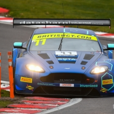 BritishGT 2018 - Round 1 Oulton Park Practice and Qualifying