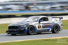 No 15 Multimatic Motorsports Ford Mustang, GS, Continental Tire Sportscar Challenge, Daytona 2017