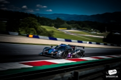 No 5 By Speed Factory Ligier JS P3 - Nissan, LMP3, ELMS Red Bull Ring 2017