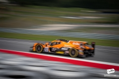 No 22 G-Drive Racing, Oreca 07, LMP2, ELMS Red Bull Ring 2017-2