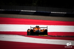 No 22 G-Drive Racing, Oreca 07, LMP2, ELMS Red Bull Ring 2017