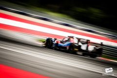 No 40 Graff, Oreca 07, LMP2, ELMS Red Bull Ring 2017