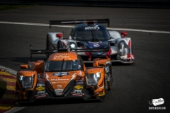 No 22 G-Drive Racing, Oreca 07, LMP2, ELMS Spa Francorchamps 2017