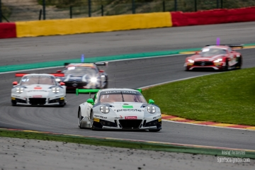 2017 Blancpain GT Series Endurance Cup - Total 24 Hours of Spa