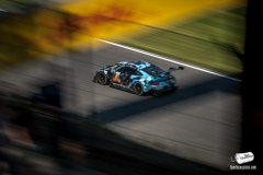 No 77 Dempsey Proton Racing Porsche 911 RSR GTE Am, FIA WEC Spa Francorchamps 2018-2