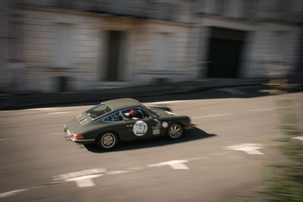 Alexis Raoux setitng fastest lap in the #28 Porsche 911 - SportsCarGlobal
