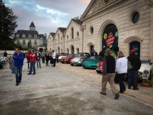 Circuit des Remparts Rallye International - SportsCarGlobal