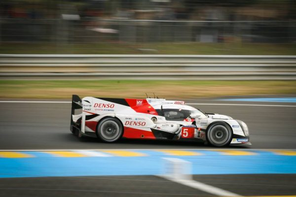 Toyota TS050 Le Mans Leader Lights #1