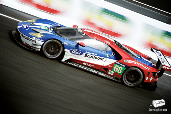 #68 Ford GT