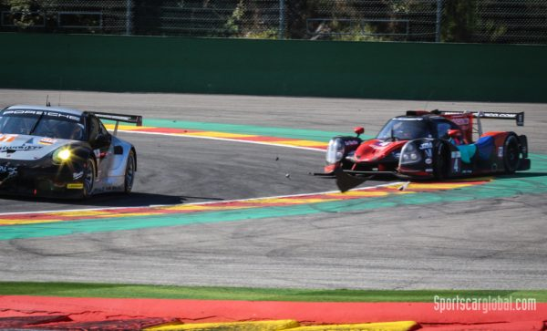No 77 Proton Competition Porsche 911 RSR 991, LMGTE, Mike Hedlund, Wolf Henzler, Marco Seefried, ELMS, Spa Francorchamps 24th - 25th September 2016