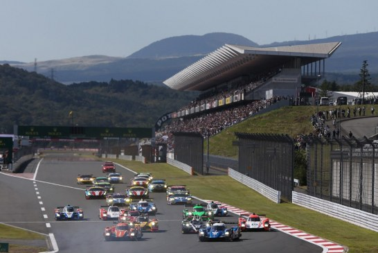 FIA WEC: LMP2 in Rude Health and Fighting Fit