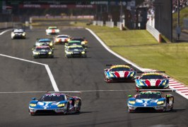 FIA WEC: Fords Fly in Japan