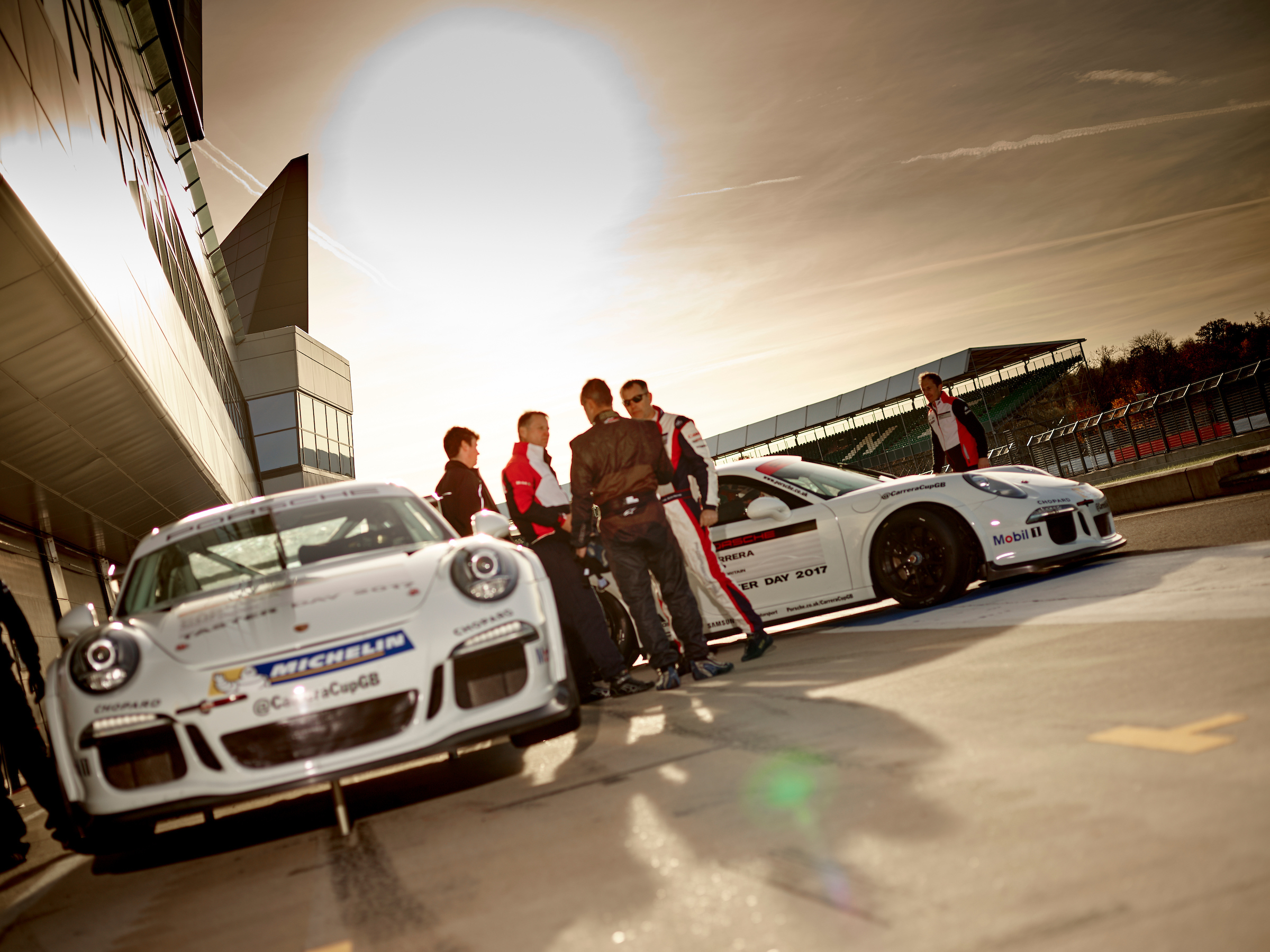 Image Credit: Richard Booth Productions / Porsche