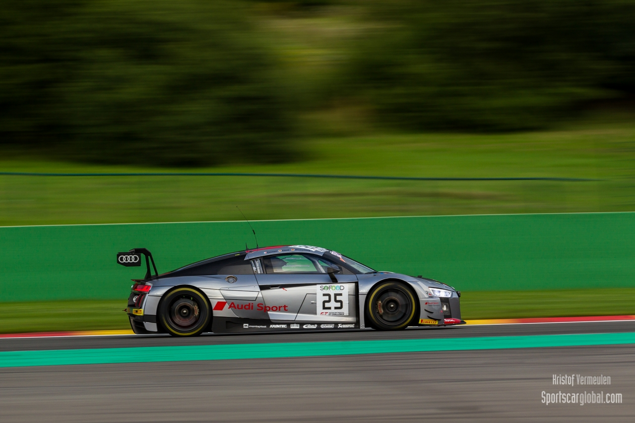 blancpain gt audi wins thrilling total 24 hours of spa. Black Bedroom Furniture Sets. Home Design Ideas