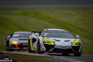 British GT: Lights to flag victory for Al Harthy and Eastwood in Race 1